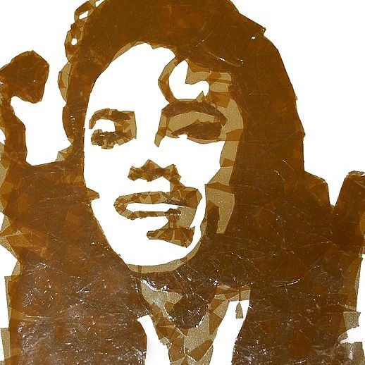 Портрет Майкла Джексона